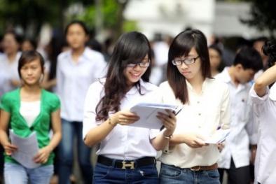Điểm thi đại học năm 2014 dưới 18 điểm đăng ký xét tuyển nguyện vọng 2 trường nào?