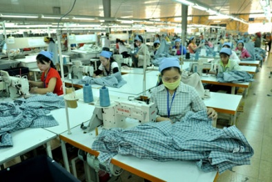 Dệt may Vĩnh Oanh đạt được tiêu chuẩn ISO 9001:2008