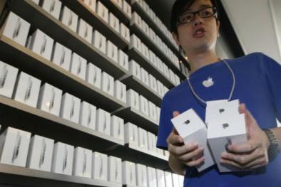 Apple mở chương trình đổi pin iPhone 5 miễn phí