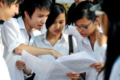 Điểm thi đại học năm 2014 dưới 18 điểm khối C, D đăng ký xét tuyển nguyện vọng 2 trường nào?