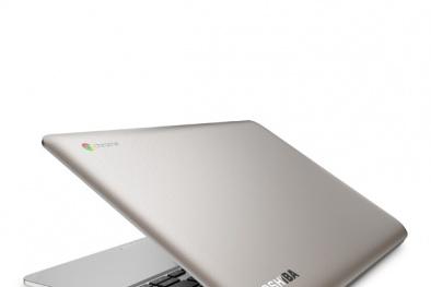 Toshiba Chromebook 2 giá rẻ cạnh tranh với MacBook Air