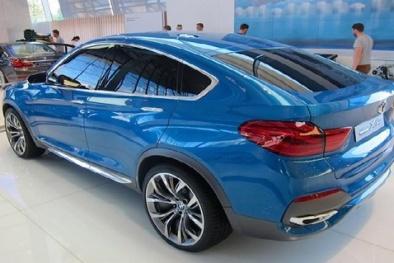 Chính thức ra mắt BMW X4 tại Việt Nam