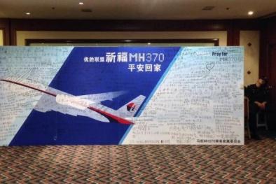Cảnh sát Trung Quốc đánh đập, bắt giữ thân nhân hành khách MH370