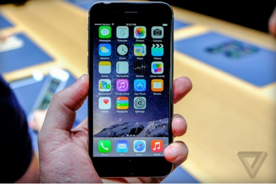 10 triệu chiếc iPhone 6 được bán ra và công bố giá sửa chữa