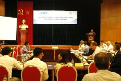 Đánh giá cơ sở an toàn của Dự án điện hạt nhân Ninh Thuận