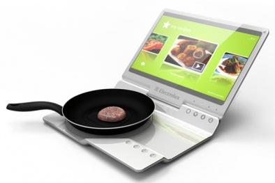 Sản xuất loại laptop có thể nướng thịt ?