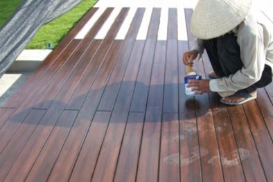 Nguy cơ ung thư từ hóa chất bảo quản gỗ