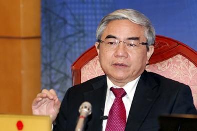 Chỉ đạo, điều hành của Bộ trưởng Khoa học và Công nghệ