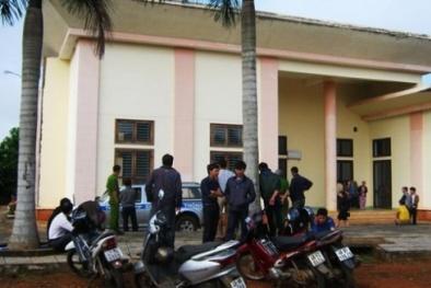 Bắt tạm giam Phó Chánh thanh tra Sở GTVT Đắc Nông