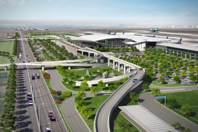 Bộ trưởng Thăng: Nhiều giải pháp công nghệ hiện đại được áp dụng cho sân bay Long Thành