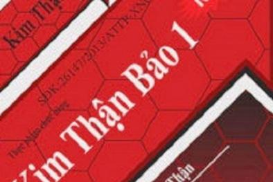 Đình chỉ sản xuất và cấm lưu hành thực phẩm chức năng Kim Thận Bảo 1