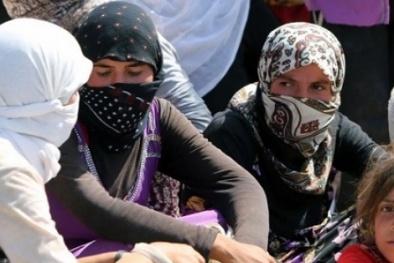 Thực hư danh sách giá bán phụ nữ của ISIS