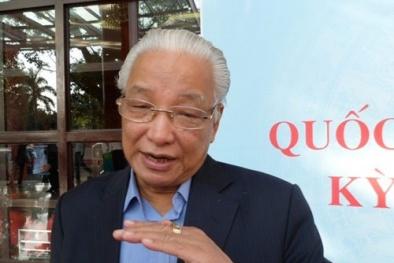 ĐBQH Cao Sỹ Kiêm: Bộ trưởng Thăng không nên giải quyết việc vụn vặt...