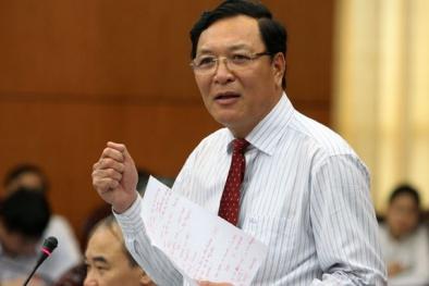 Bộ trưởng Bộ GD-ĐT: Tuyệt nhiên không có lợi ích nhóm trong biên soạn SGK