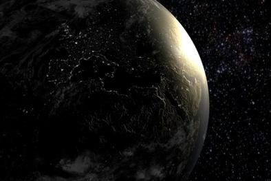 """Thực hư tin đồn """"Trái Đất chìm trong bóng tối"""""""