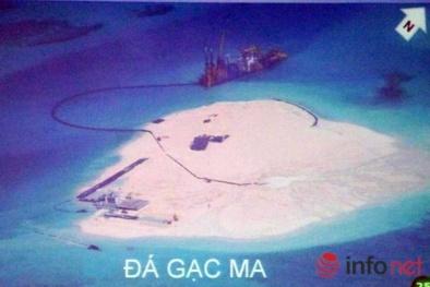 Trung Quốc thay đổi nguyên trạng trên Biển Đông nhằm mưu đồ gì?