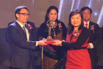Giải thưởng Chất lượng Quốc gia đưa thương hiệu Việt Nam bay xa