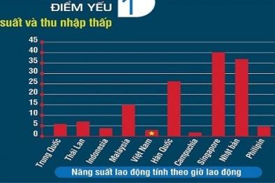 'Chảy máu chất xám ở Việt Nam đang gia tăng'