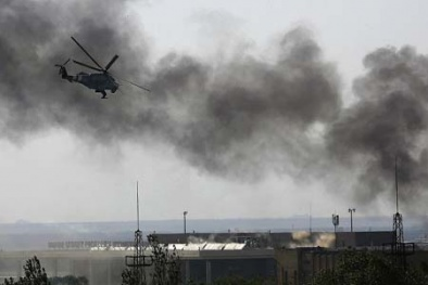 Tình hình Ukraine mới nhất: Ukraine sẽ gặp nguy nếu sân bay Donetsk 'thất thủ'