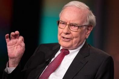 Warren Buffett lên ngôi giàu nhì thế giới