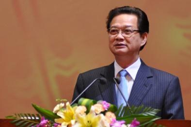Thủ tướng Nguyễn Tấn Dũng: Không dùng ngân sách Nhà nước xử lý nợ xấu