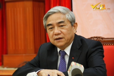 Bộ trưởng Nguyễn Quân: 'Chúng ta sống quá lâu trong bao cấp rồi!'