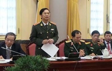 Giữ nguyên hàm tướng đã phong cho giám đốc Công an tỉnh