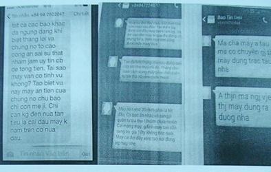 Công an điều tra kẻ nhắn tin đe dọa giết nhà báo