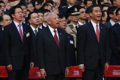 Trung Quốc cấm hát quốc ca trong đám tang đám cưới
