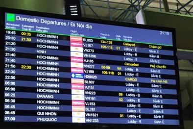 Bấm nút nhầm, sân bay Nội Bài khẩn cấp chống khủng bố