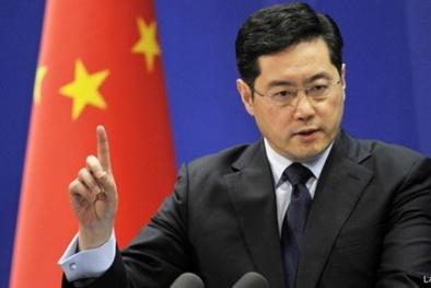 Báo Trung Quốc xuyên tạc quan hệ Việt Nam-Philippines vì vụ kiện Biển Đông