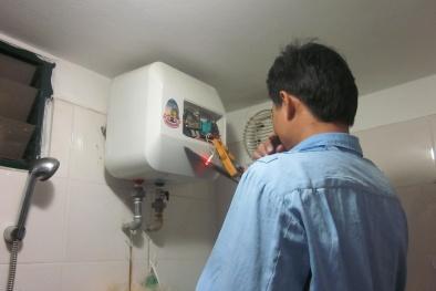 Ngộ độc khí CO khi dùng lò sưởi và bình nước nóng mùa đông