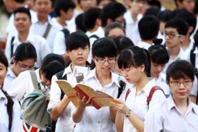 Kỳ thi quốc gia 2015: Nhiều quy chế mới về đề thi, điểm thi, đối tượng miễn thi