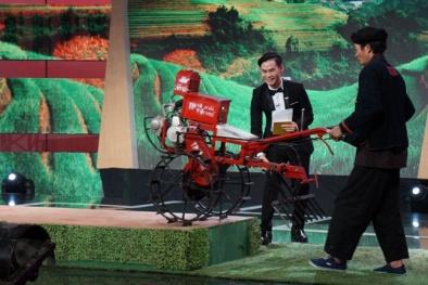 Toàn cảnh chương trình Gala Nhà sáng chế 2014