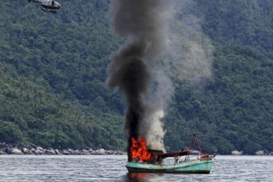 'Indonesia đang đùa với lửa ở Biển Đông'