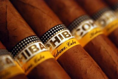 Xì gà Cuba tìm đường vào Mỹ