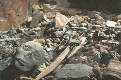 Ai Cập bác tin phát hiện nghĩa địa chứa 'cả triệu xác ướp'