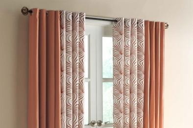 Chọn rèm cửa phong thủy phù hợp với căn nhà