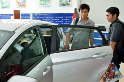 Top 5 ô tô giá rẻ tiết kiệm xăng ở Việt Nam