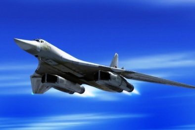 Không quân chiến lược tầm xa của Nga đã vươn tới Biển Đông