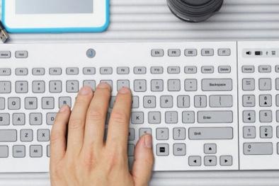 Tùy biến bàn phím máy tính dễ dàng với bàn phím E-ink Jaasta mới
