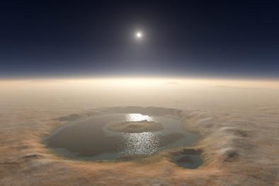 Bằng chứng mới về đại dương nhỏ trên Sao Hỏa