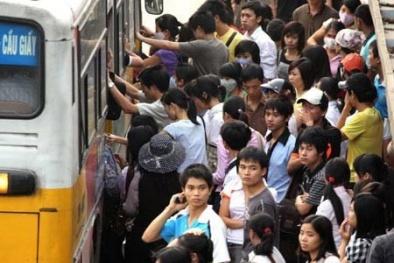 Hà Nội: Chỉ 5 phụ nữ bị quấy rối tình dục, vẫn lập xe buýt riêng?