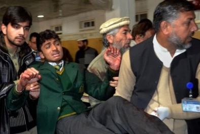 Pakistan tiêu diệt kẻ chủ mưu vụ thảm sát 132 trẻ em