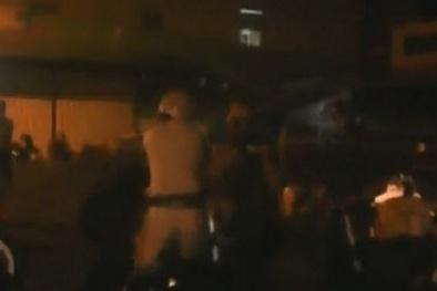 Tin mới vụ cảnh sát giao thông xông vào quán nhậu đánh dân