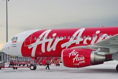 Máy bay AirAsia chở 162 hành khách mất tích
