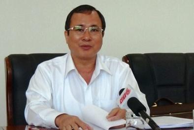 Ông Trần Văn Nam thay thế ông Lê Thanh Cung làm Chủ tịch Bình Dương
