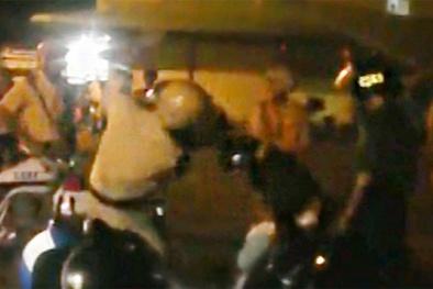 Tin mới vụ CSGT xông vào quán nhậu đánh dân