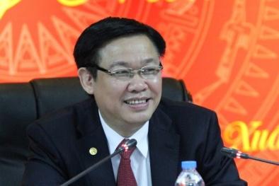 Ông Vương Đình Huệ: Năm 2015 là năm của doanh nghiệp