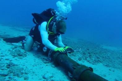 Cáp quang biển AAG liên tục đứt từ năm 2013